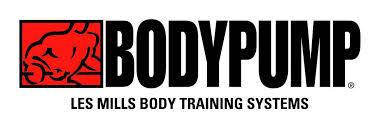 Less Mills Body Pump logo